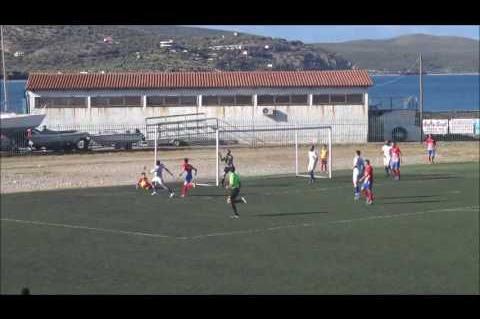 Arcadia Portal.gr Ολυμπιακός Γυθείου -  Δόξα Μεγαλόπολης 0 - 3
